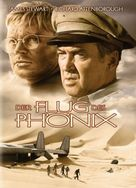The Flight of the Phoenix - German DVD cover (xs thumbnail)