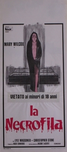 Love Me Deadly - Italian Movie Poster (xs thumbnail)