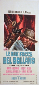 Due facce del dollaro, Le - Italian Movie Poster (xs thumbnail)