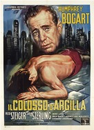 The Harder They Fall - Italian Movie Poster (xs thumbnail)