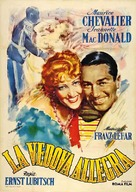 The Merry Widow - Italian Movie Poster (xs thumbnail)