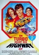 Car Crash - German Movie Poster (xs thumbnail)