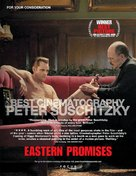 Eastern Promises - For your consideration poster (xs thumbnail)