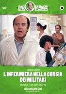 L'infermiera nella corsia dei militari - Italian DVD cover (xs thumbnail)