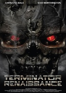 Terminator Salvation - French Movie Poster (xs thumbnail)