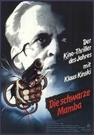 Venom - German Movie Poster (xs thumbnail)