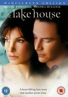 The Lake House - British DVD movie cover (xs thumbnail)