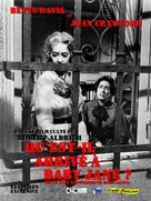 What Ever Happened to Baby Jane? - French Re-release poster (xs thumbnail)