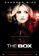 The Box - Dutch Movie Poster (xs thumbnail)