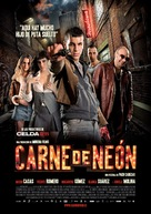 Carne de neón - Spanish Movie Poster (xs thumbnail)