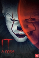 It - Brazilian Movie Cover (xs thumbnail)