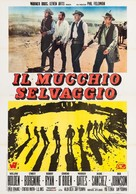 The Wild Bunch - Italian Movie Poster (xs thumbnail)