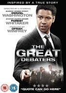 The Great Debaters - British DVD cover (xs thumbnail)