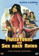 L'insegnante balla... con tutta la classe - German DVD cover (xs thumbnail)