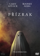 A Ghost Story - Czech Movie Cover (xs thumbnail)