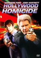 Hollywood Homicide - DVD cover (xs thumbnail)