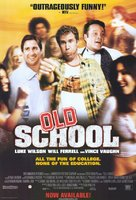 Old School - Video release movie poster (xs thumbnail)