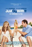 Just Go with It - Singaporean Movie Poster (xs thumbnail)