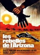Arizona Bushwhackers - French Movie Poster (xs thumbnail)