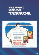 The Night Holds Terror - DVD cover (xs thumbnail)