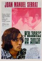 Palabras de amor - Argentinian Movie Poster (xs thumbnail)