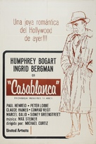Casablanca - Argentinian Movie Poster (xs thumbnail)