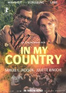 In My Country - Swiss Movie Poster (xs thumbnail)