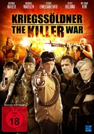 The 5th Execution - German DVD movie cover (xs thumbnail)