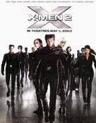 X2 - Advance movie poster (xs thumbnail)