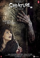 Creature - Indian Movie Poster (xs thumbnail)