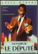 The Distinguished Gentleman - French VHS cover (xs thumbnail)