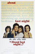 About Last Night... - Movie Poster (xs thumbnail)