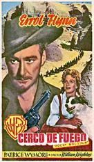 Rocky Mountain - Spanish Movie Poster (xs thumbnail)