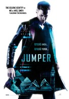 Jumper - Turkish Movie Poster (xs thumbnail)