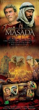 """""""Masada"""" - German poster (xs thumbnail)"""