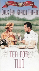 Tea for Two - VHS movie cover (xs thumbnail)