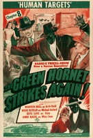 The Green Hornet Strikes Again! - Movie Poster (xs thumbnail)