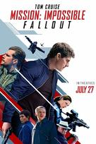 Mission: Impossible - Fallout - Canadian Movie Poster (xs thumbnail)
