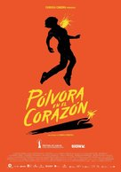 Pólvora en el corazón - Spanish Movie Poster (xs thumbnail)