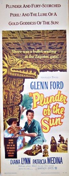 Plunder of the Sun - Movie Poster (xs thumbnail)