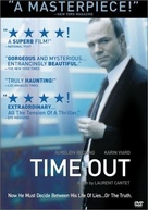 Emploi du temps, L' - DVD movie cover (xs thumbnail)