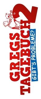 Diary of a Wimpy Kid 2: Rodrick Rules - German Logo (xs thumbnail)