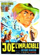 Joe l'implacabile - French Movie Poster (xs thumbnail)