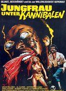 El caníbal - German Movie Poster (xs thumbnail)