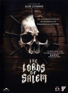 The Lords of Salem - French DVD movie cover (xs thumbnail)