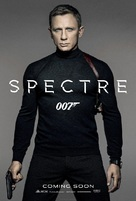Spectre - British Teaser movie poster (xs thumbnail)
