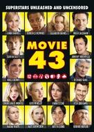 Movie 43 - Dutch DVD movie cover (xs thumbnail)