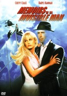 Memoirs of an Invisible Man - DVD movie cover (xs thumbnail)