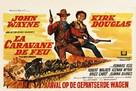 The War Wagon - Belgian Movie Poster (xs thumbnail)