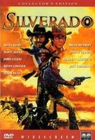 Silverado - DVD cover (xs thumbnail)